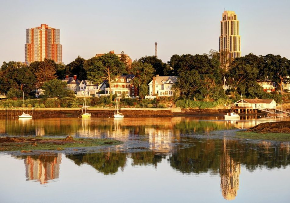 New Rochelle is a city in Westchester County, New York, United States, in the southeastern portion of the state